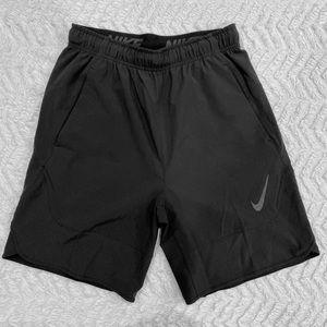 "Nike Flex 8"" Men's Training Shorts BLACK"